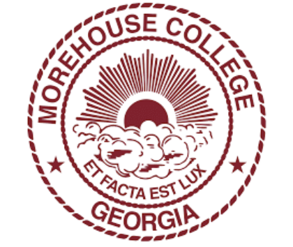 Dr. Glass graduated from the prestigious Morehouse College, just like MLK Jr.