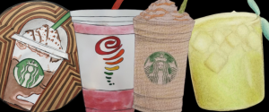 Who's Who - Starbucks Drink Edition
