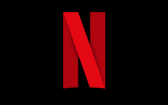 This shows the logo of the popular platform, Netflix.