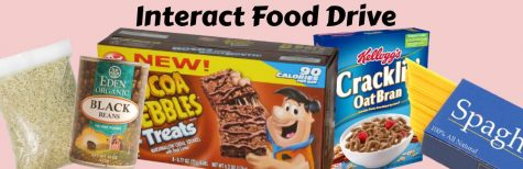 Interact Food Drive