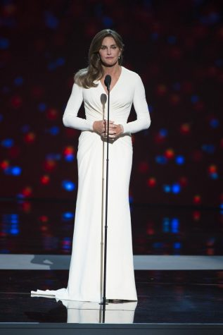 Caitlyn Jenner at the 2015 ESPYS Presented by Capital One in Los Angeles.  The ESPYS is an awards ceremony that gives awards based on athletics