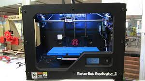 This is one of many possible things that will be at in person Computer & Technology Club, a 3D printer. The secretary of the club was going to use this tool more, but quarantine changed things.