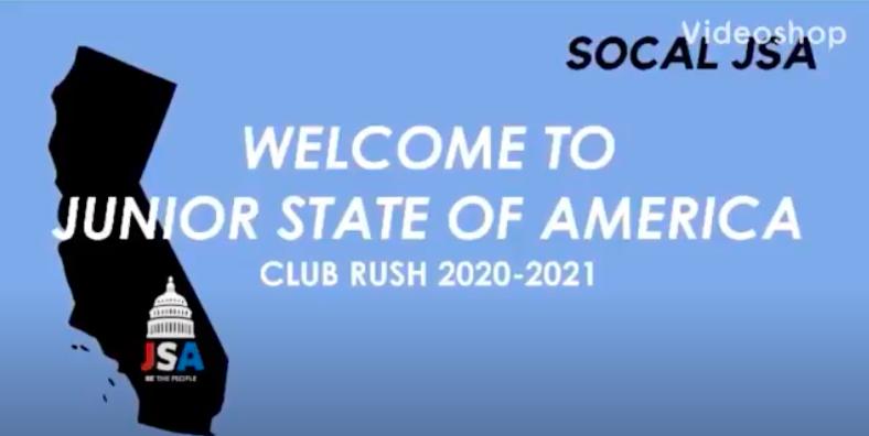 Screenshot from JSAs club rush video.
